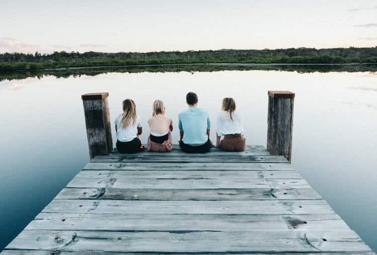 Η φιλία βασίζεται στην ισότητα: Κανένα μέρος δεν έχει περισσότερη εξουσία απ' ό,τι το άλλο