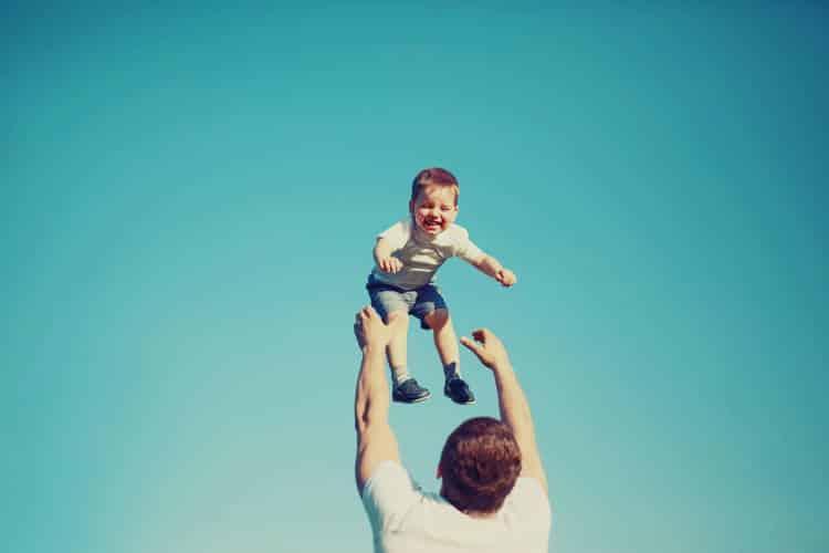 Γίνε ο γονιός, που θα ήθελες για το παιδί σου