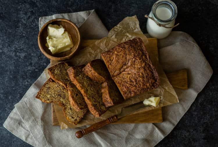 Συνταγή: Μεσογειακό ψωμί μπανάνας που ενισχύει τα επίπεδα ενέργειας