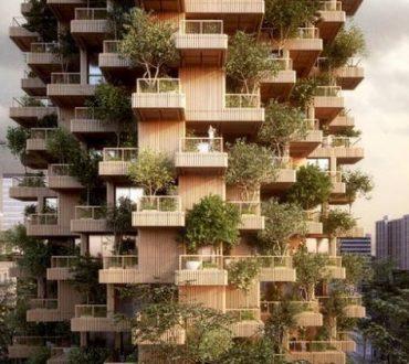 5 εντυπωσιακά παραδείγματα πράσινης αρχιτεκτονικής από όλο τον κόσμο
