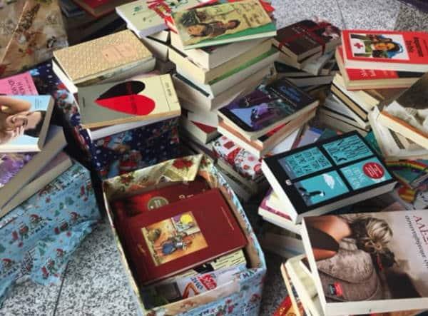 ΔιαβαΖΩ: Συγκεντρώνουμε βιβλία για τους ασθενείς των αντικαρκινικών νοσοκομείων