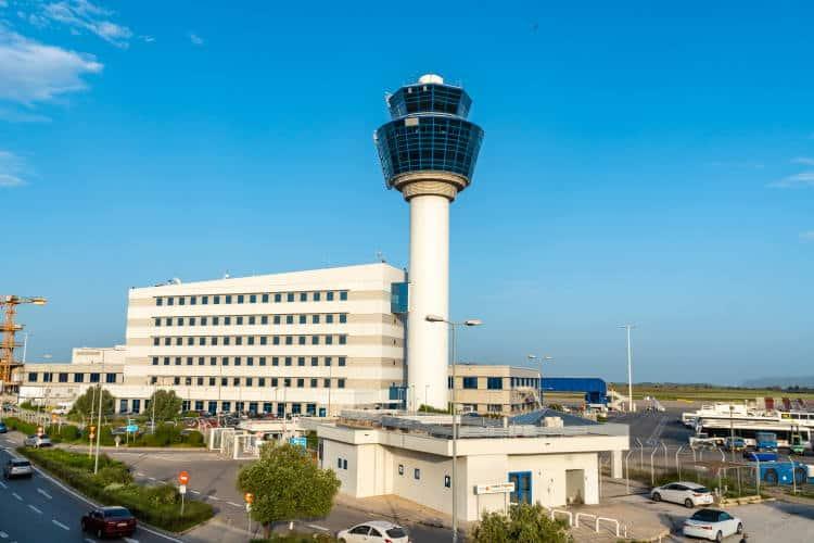 Διεθνές Αεροδρόμιο Αθήνας: Σχέδιο για μηδενικό αποτύπωμα άνθρακα έως το 2025