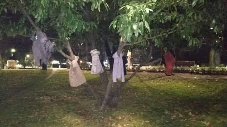 Η Έδεσσα θα «ντύσει» για δεύτερη χρονιά τα δέντρα της πόλης με μπουφάν για όσους τα έχουν ανάγκη