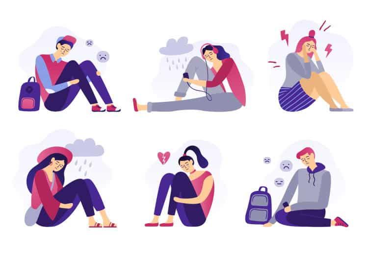 Εφηβική κατάθλιψη: Πώς μπορούμε να διακρίνουμε τα συμπτώματα