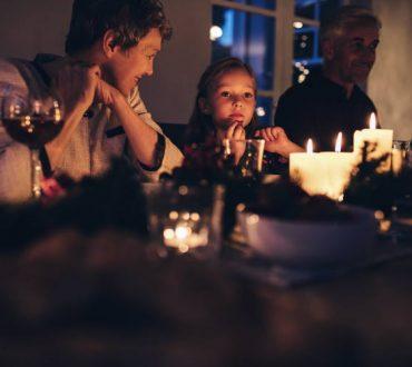 Κανείς δεν έφυγε από το γιορτινό τραπέζι