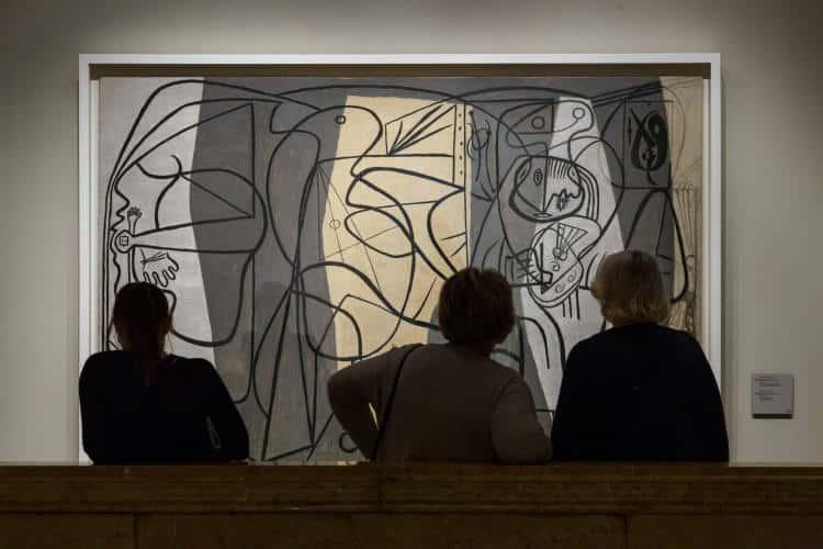 Πάμπλο Πικάσο: «Η τέχνη είναι ένα ψέμα που μας βοηθά να ανακαλύψουμε την αλήθεια»