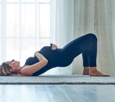 Η επίδραση της yoga κατά τη διάρκεια της εγκυμοσύνης