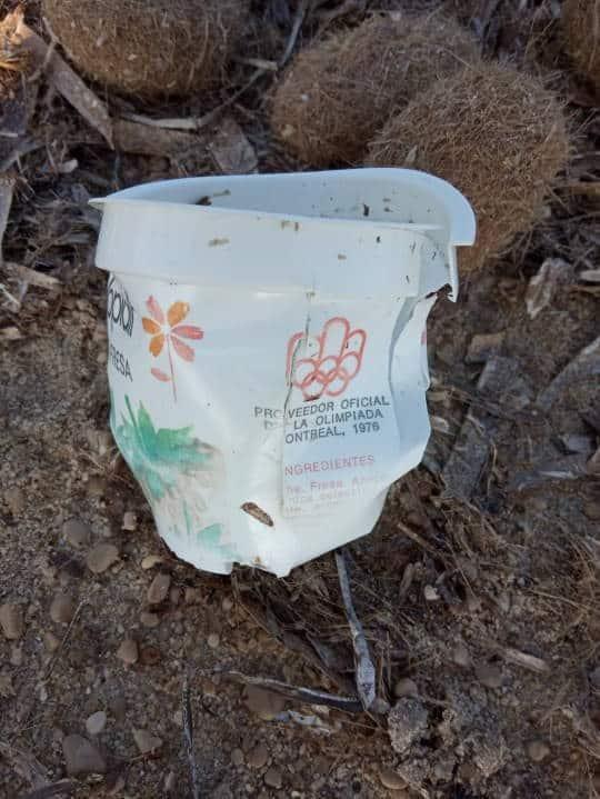 Κεσεδάκι από το 1976 ξεβράζεται σε παραλία και αποδεικνύει τις καταστροφικές συνέπειες του πλαστικού