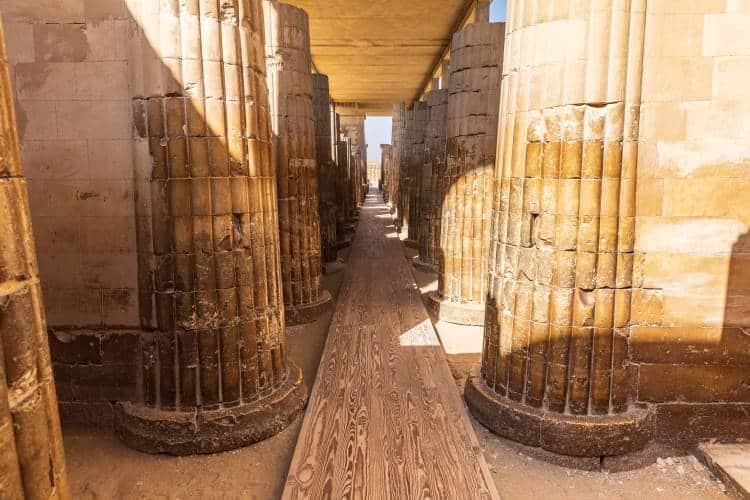 Η παλαιότερη πυραμίδα της Αιγύπτου θα αποκαλύψει για πρώτη φορά τα «μυστικά» της στο κοινό