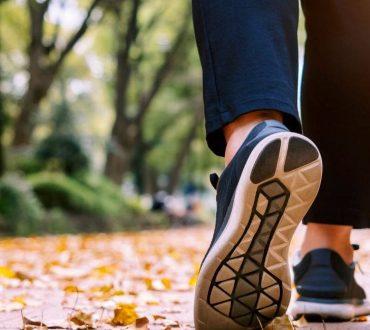 Περπατήστε εύκολα 6.000 βήματα την ημέρα