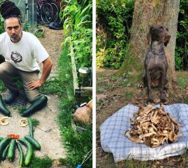 Vegan «κυνηγοί» ποζάρουν μπροστά από... τη λεία τους (photos)!