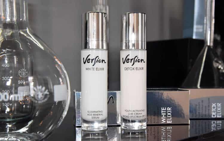 VERSION Dermocosmetics: «Η καλύτερη version των anti-aging προϊόντων περιποίησης»