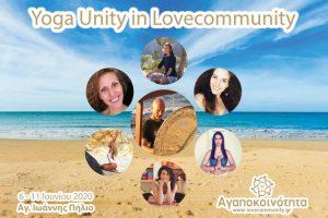 Yoga Unity in Lovecommunity