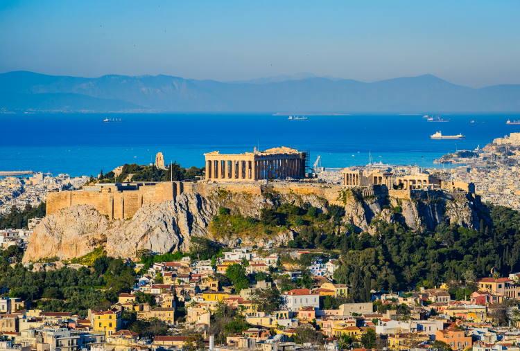 Η Αθήνα ψηφίστηκε ο δεύτερος καλύτερος προορισμός στην Ευρώπη για το 2020