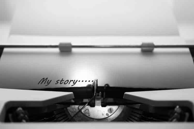 Εσύ μπορείς να γράψεις τη δική σου ιστορία;