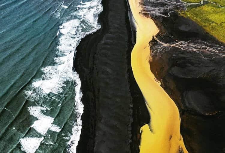 Μαγευτικές αεροφωτογραφίες συλλαμβάνουν τη σπάνια ομορφιά των Ισλανδικών highlands