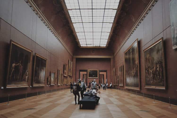 12 διάσημα μουσεία του κόσμου που μπορούμε να επισκεφθούμε εικονικά από το σπίτι