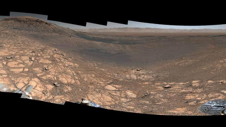 Η μεγαλύτερης ανάλυσης πανοραμική φωτογραφία του Άρη μας εντυπωσιάζει (Βίντεο)