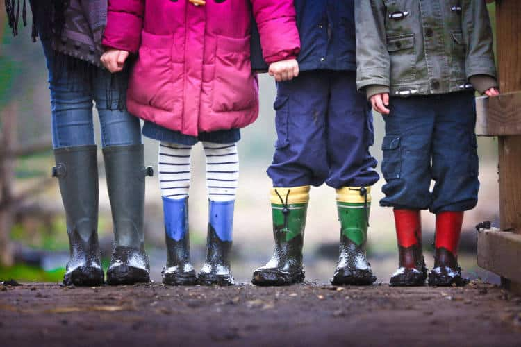 Πώς καλλιεργείται η έννοια της ισότητας στα παιδιά