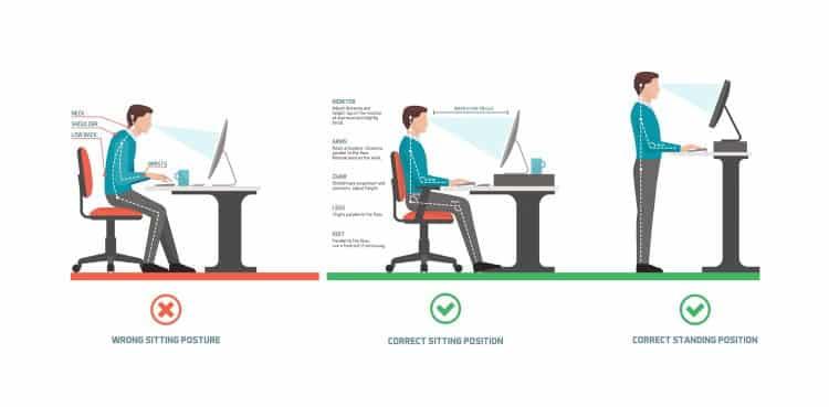 Απλές στάσεις γιόγκα που μπορούμε να κάνουμε στο γραφείο μας (Βίντεο)
