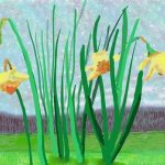 «Να θυμάστε ότι δεν μπορούν να ακυρώσουν την Άνοιξη»: Το νέο έργο του David Hockney ως σύμβολο ελπίδας εν μέσω πανδημίας
