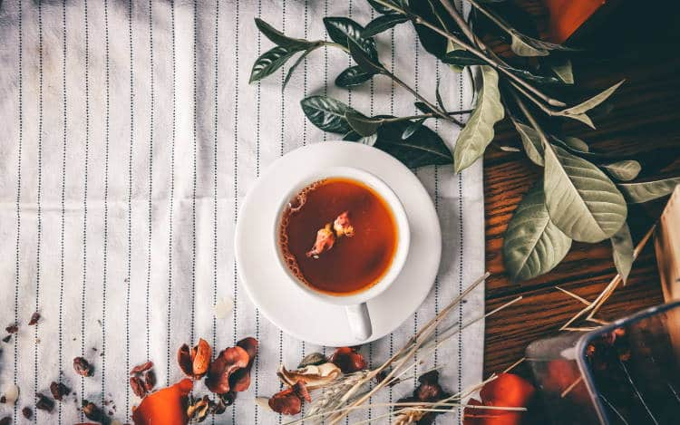 Τι συμβαίνει στο σώμα μας όταν πίνουμε κάθε μέρα τσάι