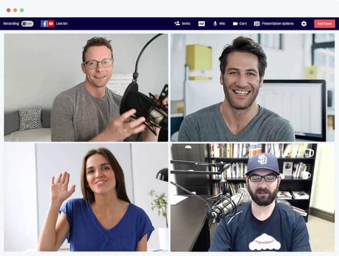 Webinars: Αυτές είναι οι καλύτερες πλατφόρμες για ομαδικές συνεδρίες και σεμινάρια στο διαδίκτυο