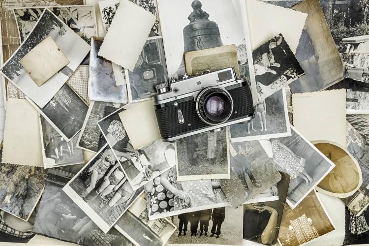 Οι φωτογραφίες είναι μέρος της ζωής μέχρι εμείς να γίνουμε μέρος αυτών