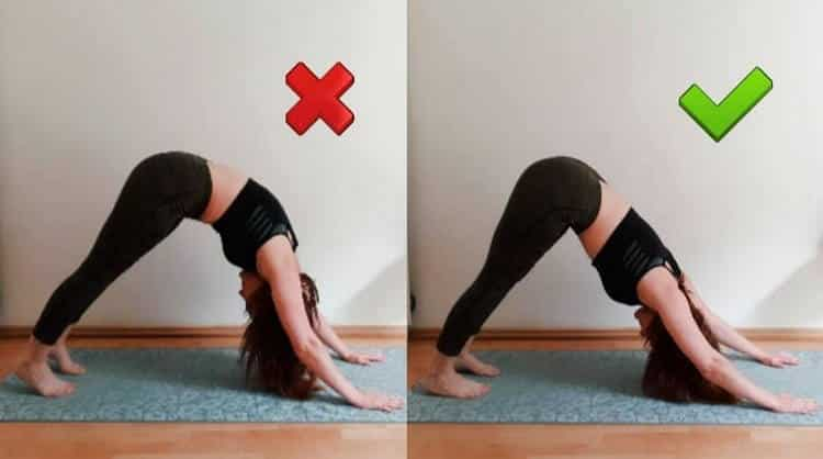 «Κάτω Σκύλος»: Τα οφέλη της γνωστής στάσης yoga και πώς να την εκτελέσετε σωστά