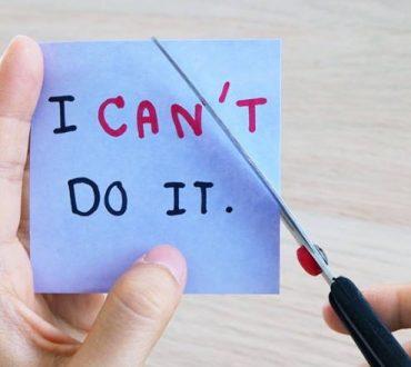 5 βήματα για να τονώσεις την αυτοπεποίθησή σου