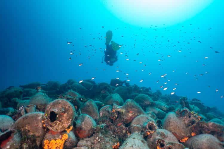 Αλόννησος: Το πρώτο υποβρύχιο μουσείο της Ελλάδας έτοιμο να υποδεχτεί επισκέπτες