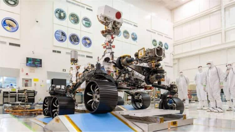 NASA: Έτοιμη να στείλει το πρώτο της drone που θα πετάξει στον Άρη