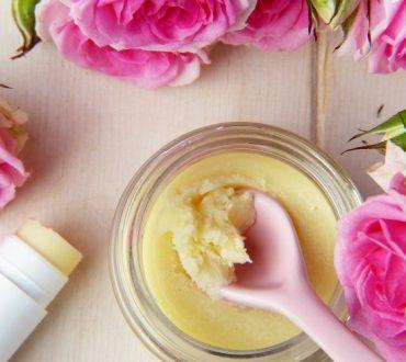 Σπιτικές συνταγές ομορφιάς με βούτυρο καριτέ