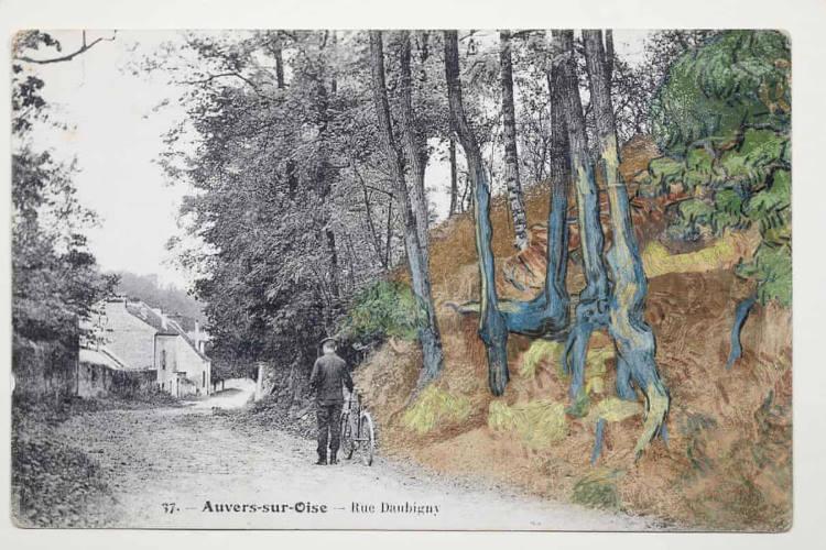 Βαν Γκογκ: Μια παλιά καρτ-ποστάλ αποκάλυψε την τοποθεσία του τελευταίου του αριστουργήματος