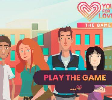 Youth for love: Ένα παιχνίδι για νέους που «χτυπά» τη βία στη ρίζα της
