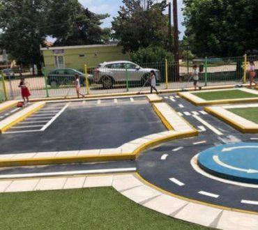 Χαλκιδική: Δημοτικό σχολείο - πρότυπο έχει θερμοκήπιο, λαχανόκηπο και πάρκο κυκλοφοριακής αγωγής