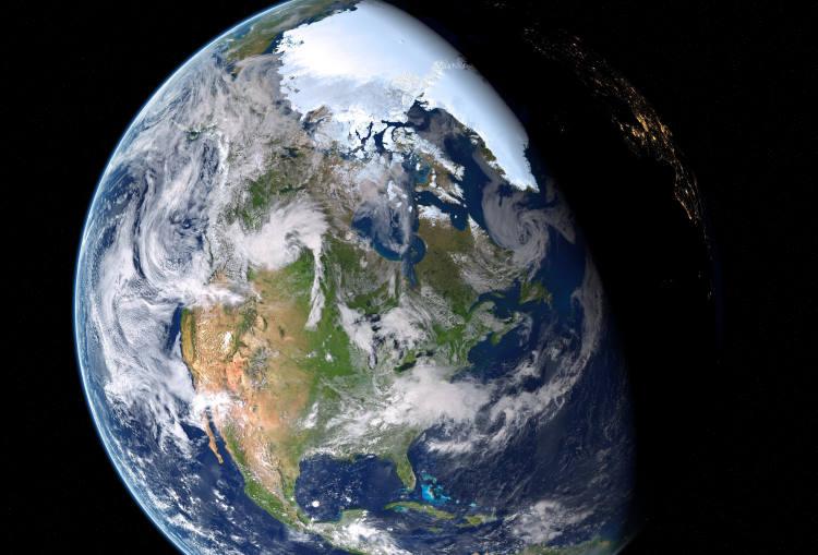 Χάρτης μας δείχνει πού βρισκόταν πάνω στη Γη η τοποθεσία που ζούμε πριν από 750 εκατομμύρια χρόνια