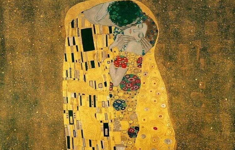 «Το φιλί»: Η ιστορία πίσω από τον μαγευτικό συμβολικό πίνακα του Γκούσταφ Κλιμτ