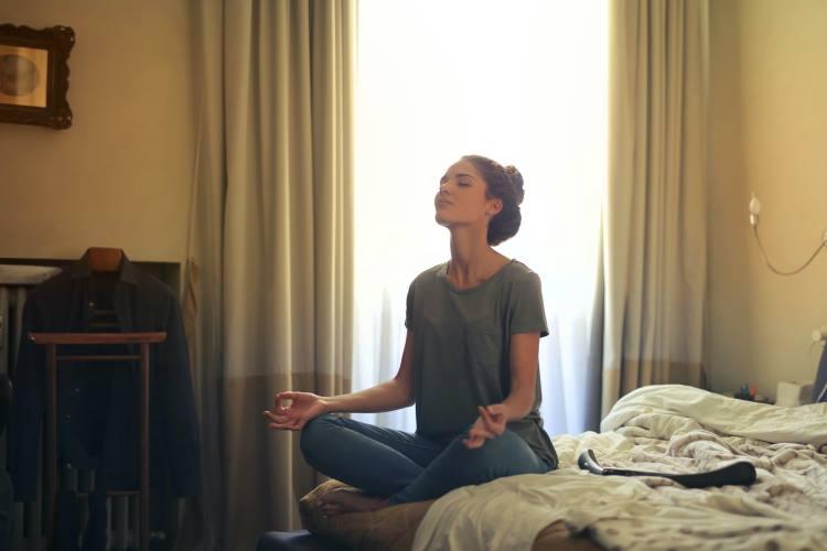 5 ασφαλείς τρόποι να αυξήσουμε τη συγκέντρωσή μας κατά τη διάρκεια του διαλογισμού