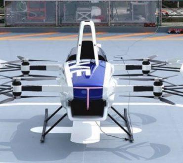 Ιαπωνική εταιρεία δημιούργησε το πρώτο ηλεκτρικό ιπτάμενο αυτοκίνητο