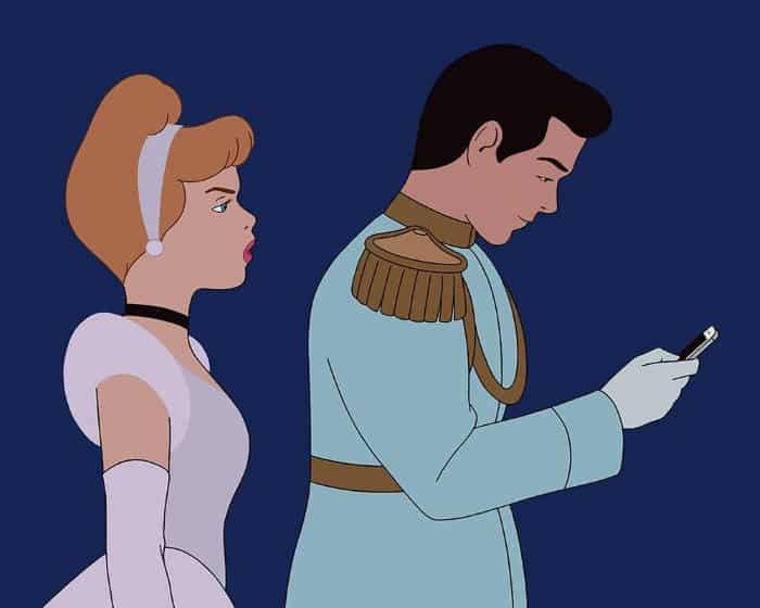 Καλλιτέχνης «τοποθετεί» τους αγαπημένους χαρακτήρες της Disney στον σύγχρονο κόσμο για να δείξει τα προβλήματα του σήμερα