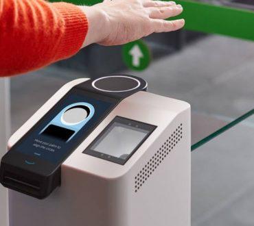 Amazon one: Νέο ανέπαφο ηλεκτρονικό σύστημα πληρωμών μόνο με το πέρασμα της παλάμης