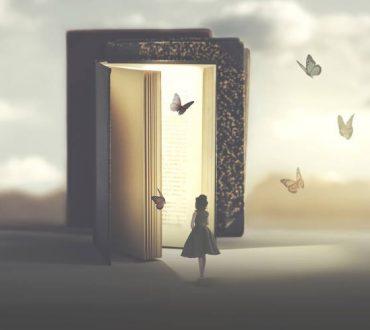 Άνοιξε τα μάτια της ψυχής σου, μπορεί να σε ταξιδέψουν σε μέρη που πάντα ήταν εκεί!