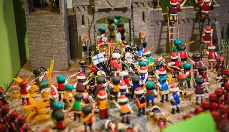 Μια πρωτότυπη έκθεση για την Επανάσταση του '21 με Playmobil θα ταξιδέψει σε 3 προορισμούς της επαρχίας