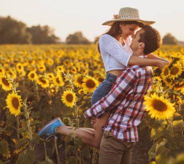 Δεν είναι πάντα εύκολο να πούμε σ' αγαπώ. Υπάρχουν όμως πολλοί τρόποι να το κάνουμε...