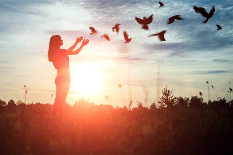 Ν. Καζαντζάκης: «Η ευτυχία είναι ένα κατοικίδιο πουλί στην αυλή μας»