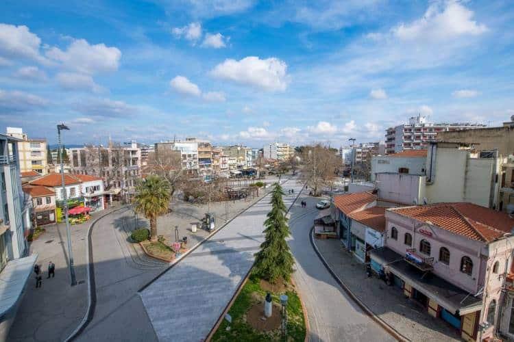 Κομοτηνή: Ευρωπαϊκή διάκριση για την αστική προσβασιμότητα στα Access City Award 2021