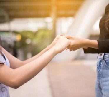 Η βελούδινη αγκαλιά της φιλίας!