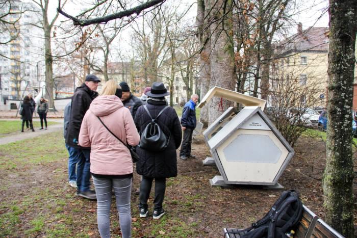 Γερμανία: Η πόλη Ulm τοποθέτησε θερμαινόμενες κάψουλες στους δρόμους για τους αστέγους