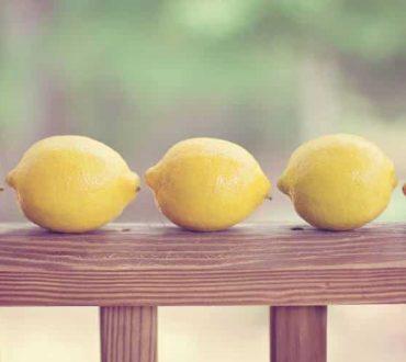 Λεμόνι: 7 τρόποι με τους οποίους μπορεί να χρησιμοποιηθεί ως φυσικό καθαριστικό